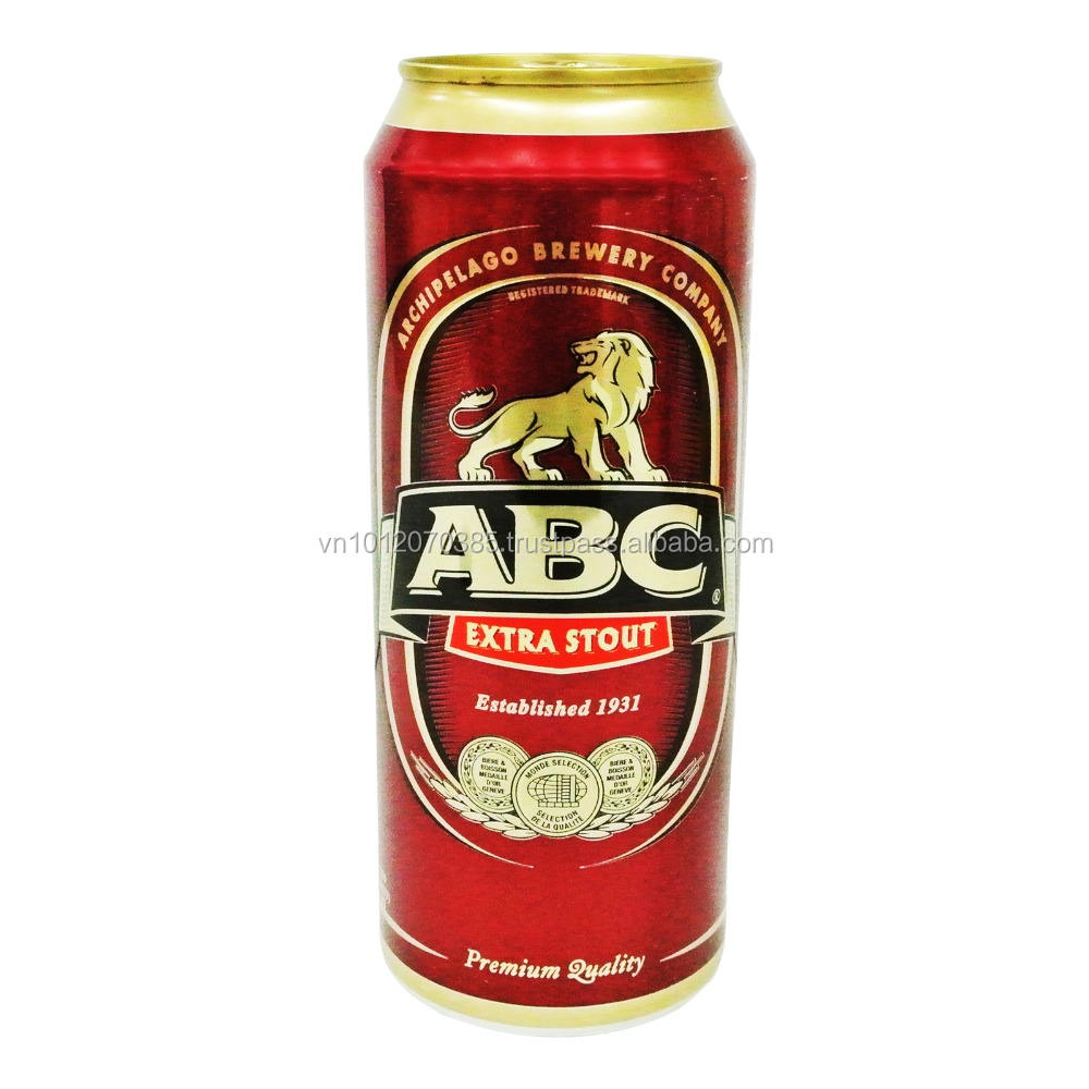Best-Selling ABC Can Beer - Extra Stout 330ml Good Price