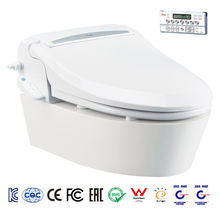 Toilet Seat Smart Washer Q7700 Luxury with remote control instantaneous heating bidet