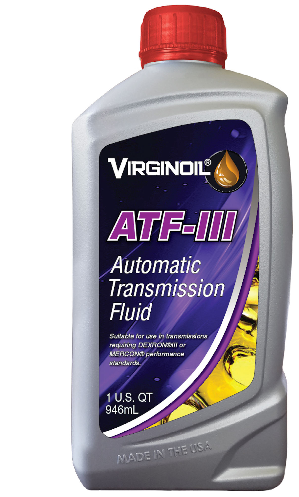 LIQUIDE de TRANSMISSION AUTOMATIQUE (ATF III)