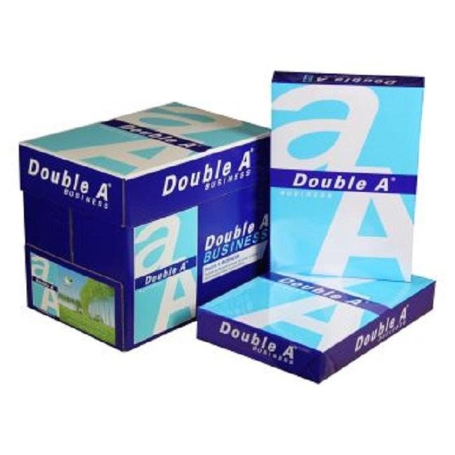 Double AA quality copy paper a4 80gsm