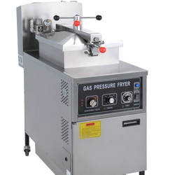 Professional CE Certificate  freidora Kitchen Equipment Electric /gas Industrial Pressure Fryer