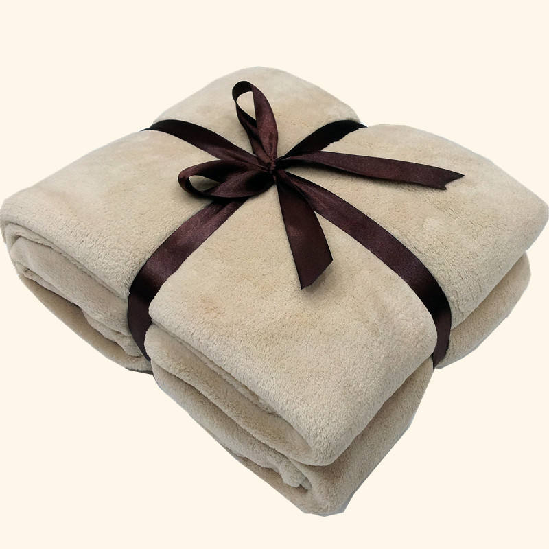 extra thick coral fleece blanket custom printed cheap soft polyester flannel fleece blanket