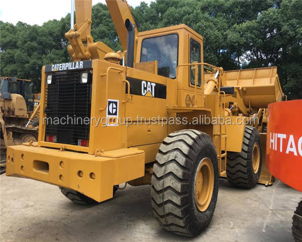 very very good CAT wheel loader 950E nearly new