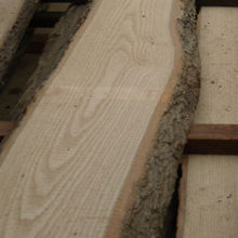 White Ash sawn timber UN-EDGED - Best German Quality wood