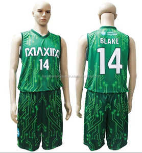 Sublimation Basketball uniforms / Basketball Jerseys and Shorts