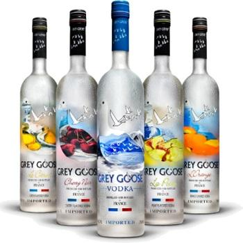 Gris Oie Vodka 1000ml