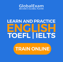Learn English for IELTS and TOEFL - Online course with special Exercise and Training mode with Free Study materials
