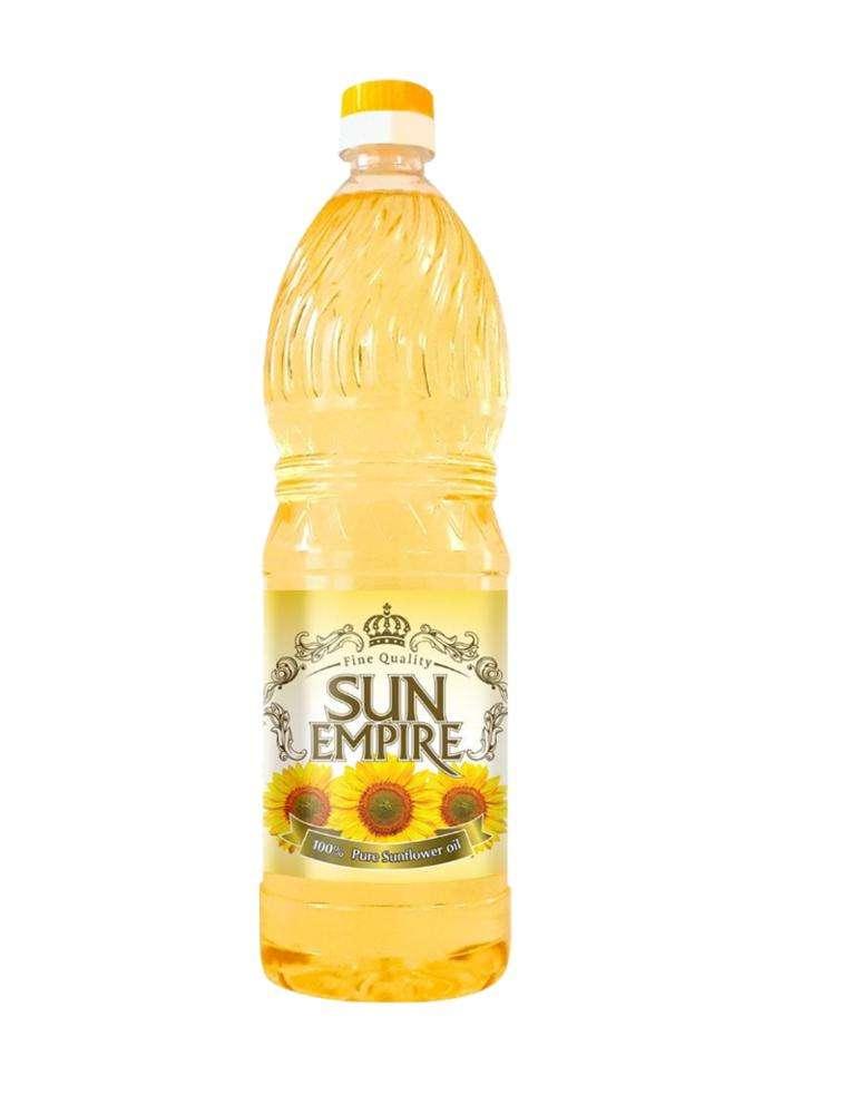 Sun Empire sunflower oil 1L