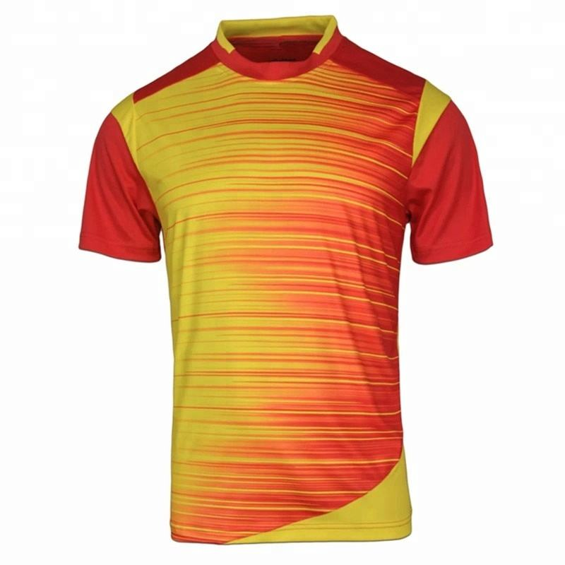 Sublimatie voetbal uniform Voetbal team set