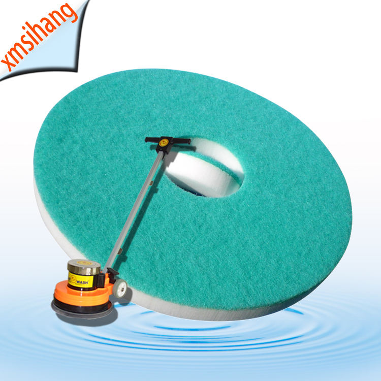 Nieuwe Producten 2020 <span class=keywords><strong>Ronde</strong></span> Spons Melamine Floor Cleaning Pads