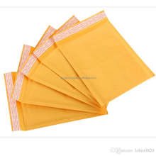 Self- adhesive packing slip invoice enclosed bubble envelope manufacturers