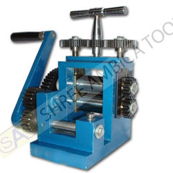 Wire & Sheet Rolling Machine, Rolling mill machine For Goldsmith