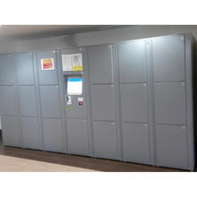 electronic lockers for Luggage with payment system