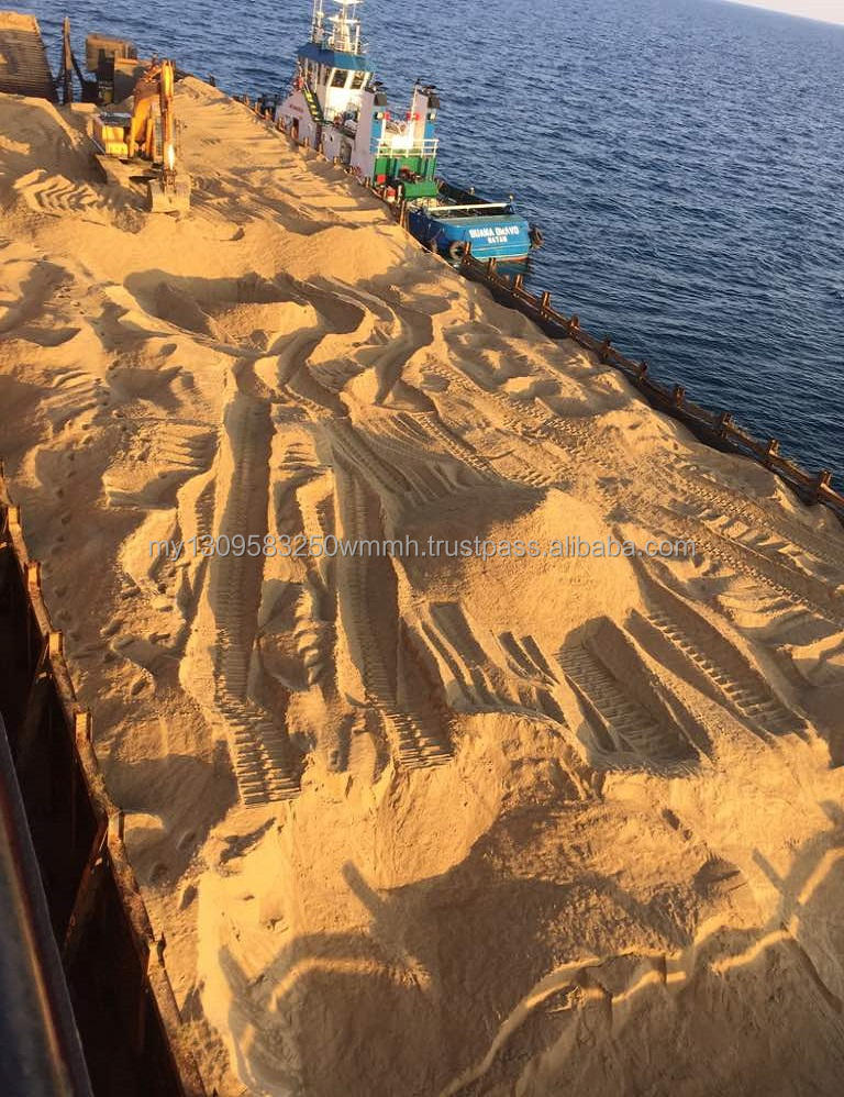 Good Quality Natural River Sand