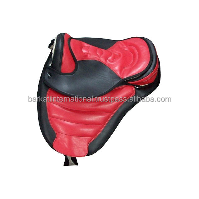 Endurance Synthetic treeless saddle