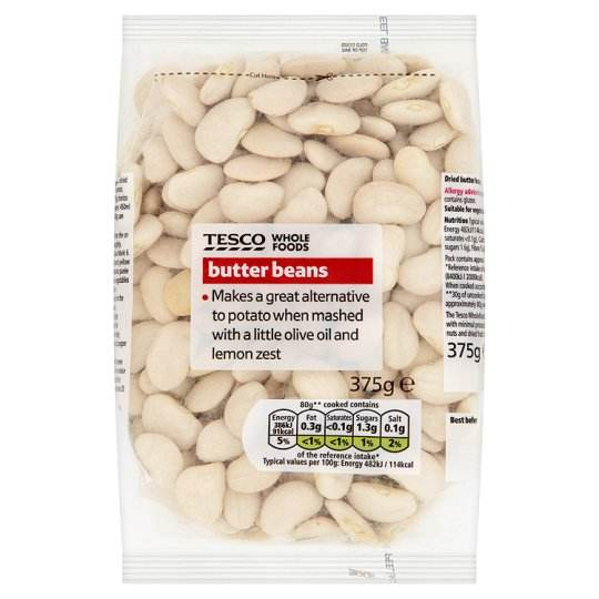 new crop butter bean(712)