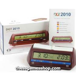 DGT chess clock 2010