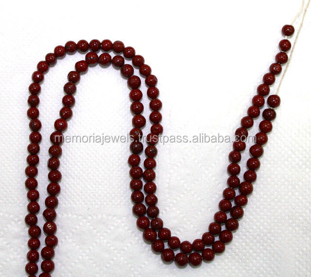 AAA jasper round smooth beads natural strand wholesale exporter from india