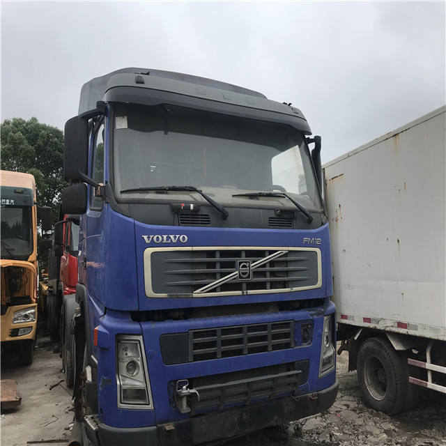 Used volvo truck head Used Tractor Truck/ Prime Mover/Trailer Head