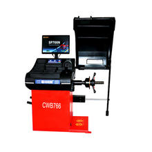 bright CWB766 used tire changer balancer for sale