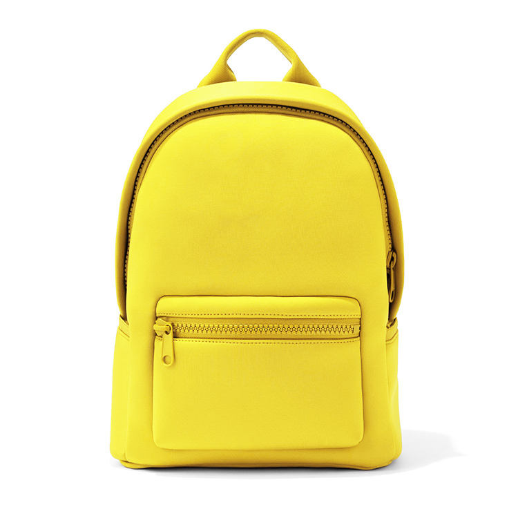 Korean style unique neoprene 빈 키 빈 basic 날 backpack school bags