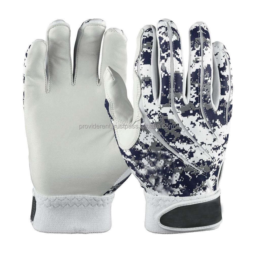 Nieuwe Batting Handschoenen Custom Design <span class=keywords><strong>Baseball</strong></span> Handschoen Heren <span class=keywords><strong>Baseball</strong></span> Lederen Softbal Groothandel Batting Handschoenen