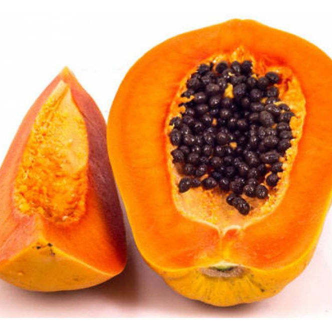 PAPAYA SEEDS - Fresh yellow papaya seeds from Vietnam