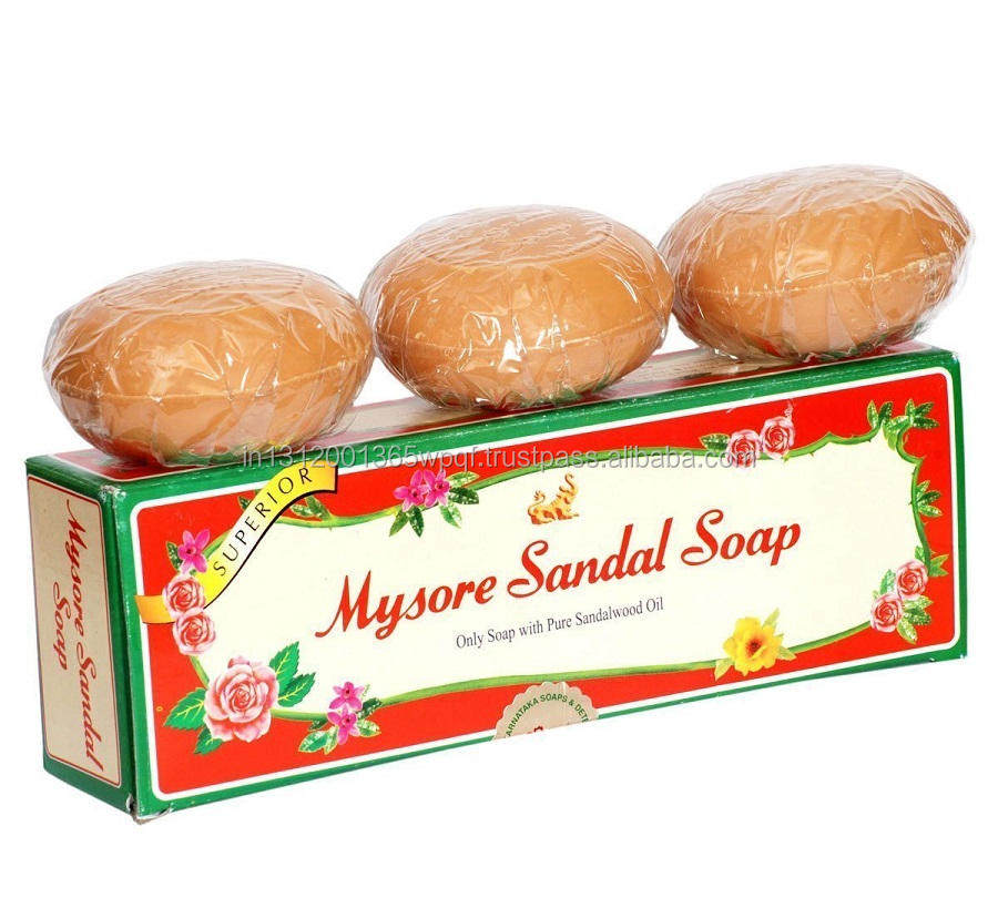 Mysore Sandalwood Soap 150g