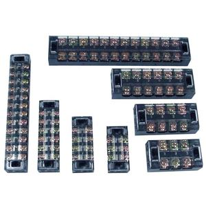 TB-2512 25A 12-Way 절연 Electrical Terminal Block 커넥터