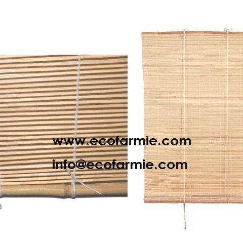 Premium Kwaliteit Bamboe Roll Up Blinds Window Shades Uit Vietnam