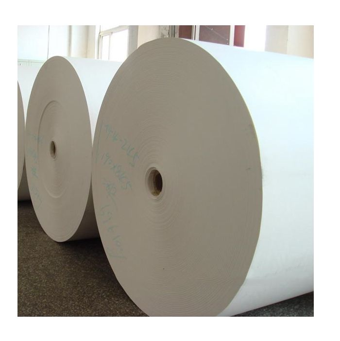 Hot Product Factory Price White Woodfree Offset Printing Bond Paper made in Vietnam