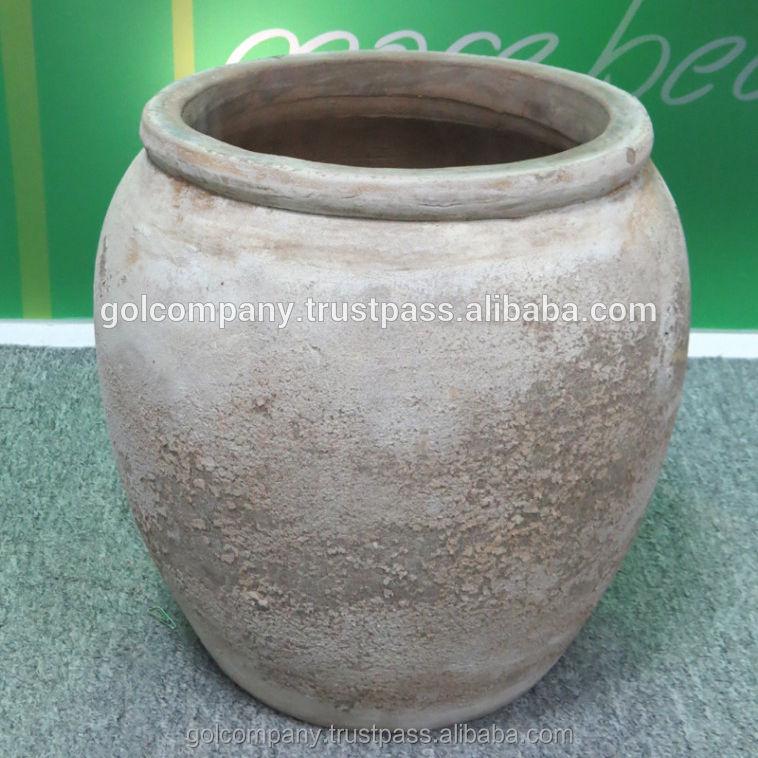 Antique Terracotta Pots Planters