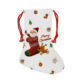Sublimation Blank Christmas Decoration DIY Christmas Linen Stocking
