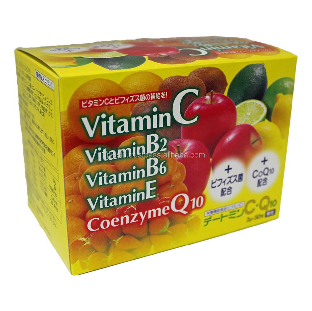 Vitamin C health support food/ Made in Japanese pharmaceutical co.