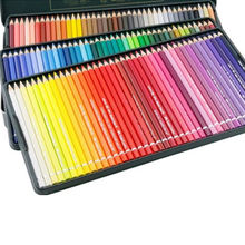 China Custom Colored Pencil Set 120 High Quality Color Pencils Set