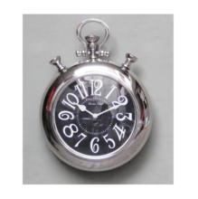 Vintage Pocket watch style wall clock