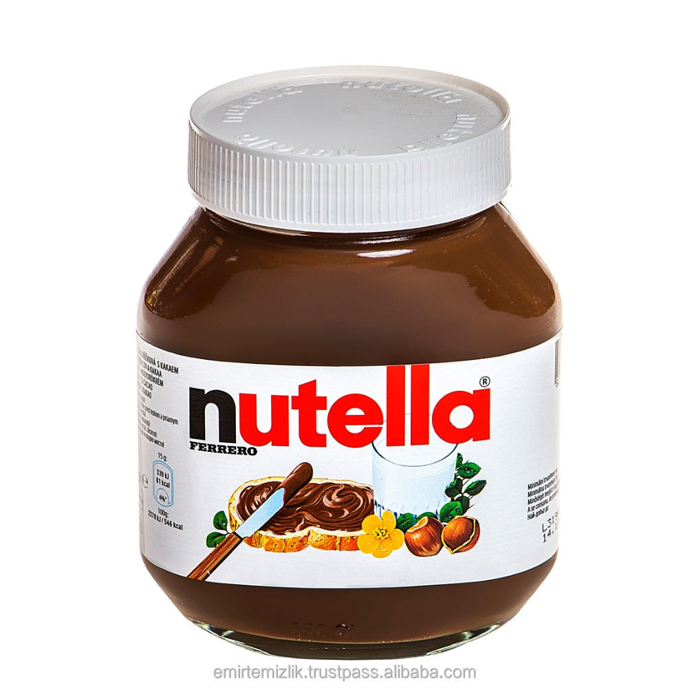 FOR NUTELLA CHOCOLATE 750 GR
