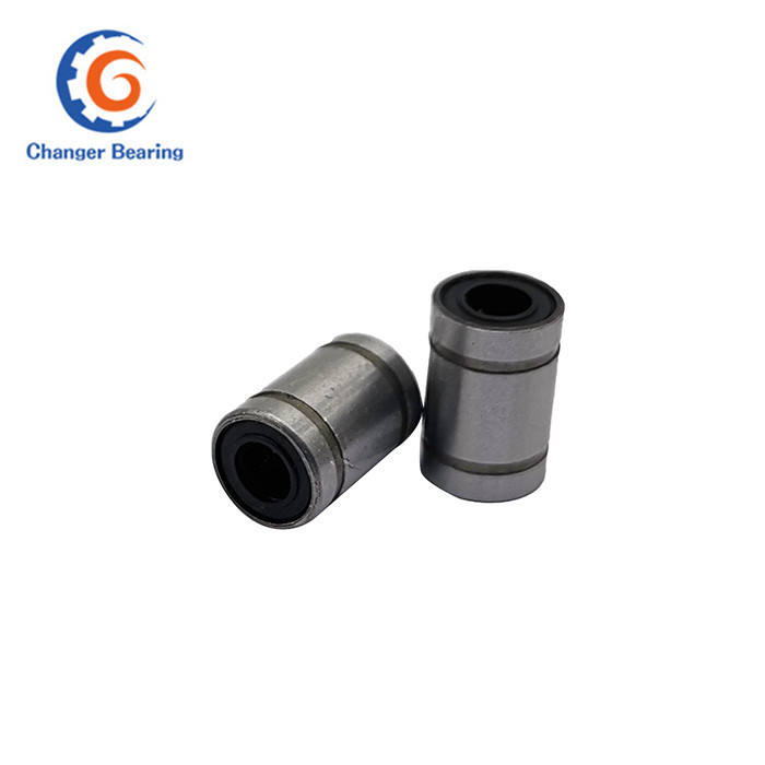 LM3UU LM6UU LM8UU LM10UU LM16UU LM12UU Linear Bushing 8mm CNC Linear Bearings for Rods Liner Rail Shaft