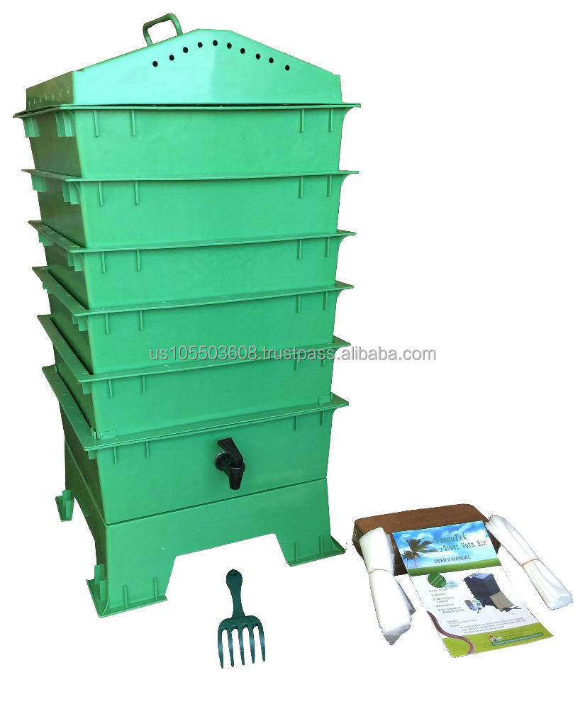 High Quality Widely Use Worm Composter Bin