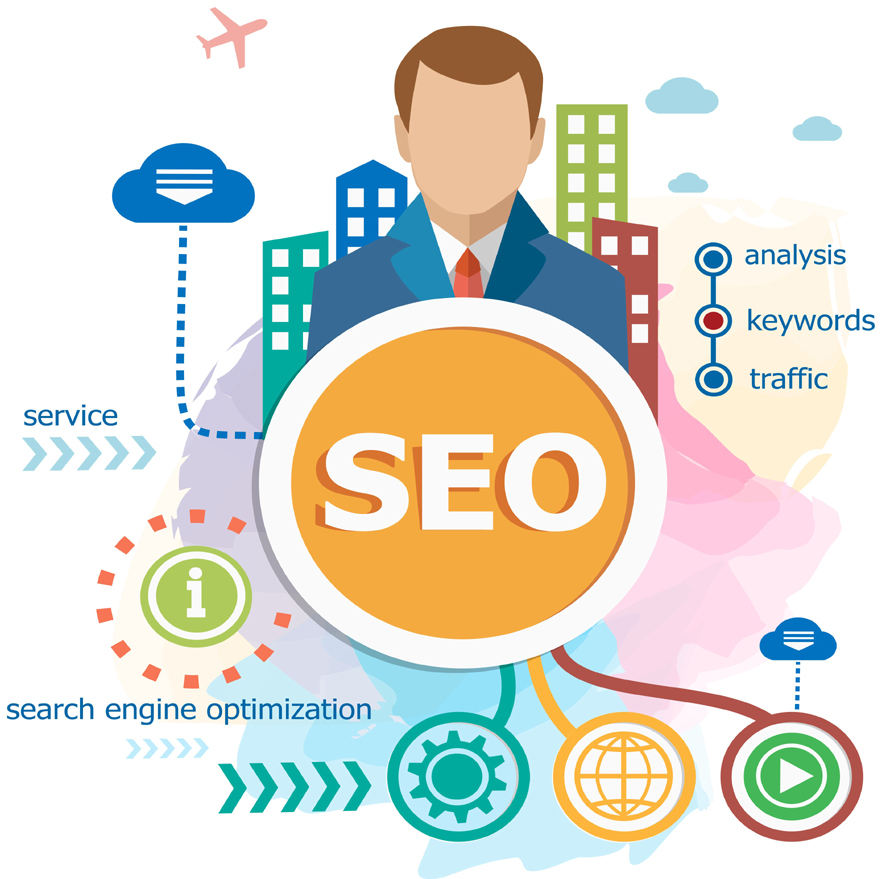Search Engine Optimization SEO Services from India for Business