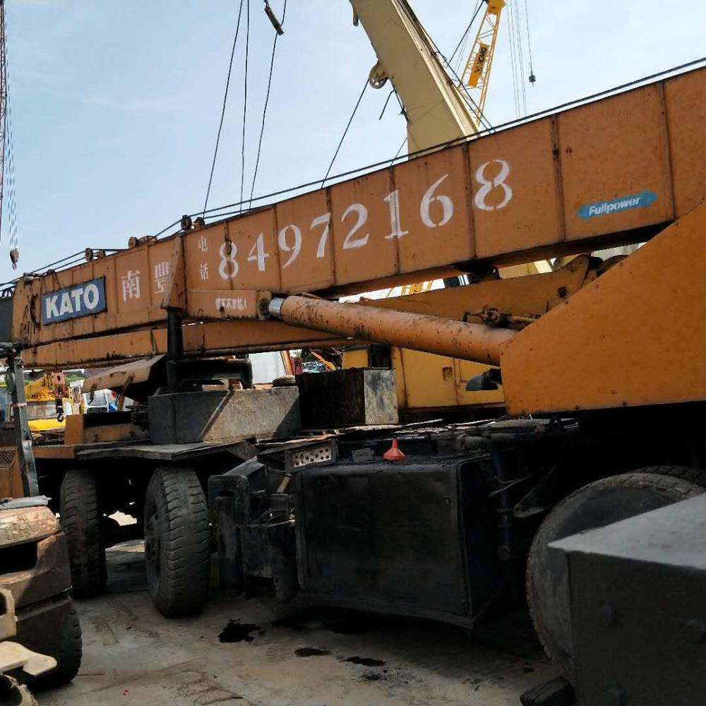 Used Japanese KATO NK450 45ton truck crane with wonderful performance/45 ton Kato 450 truck crane