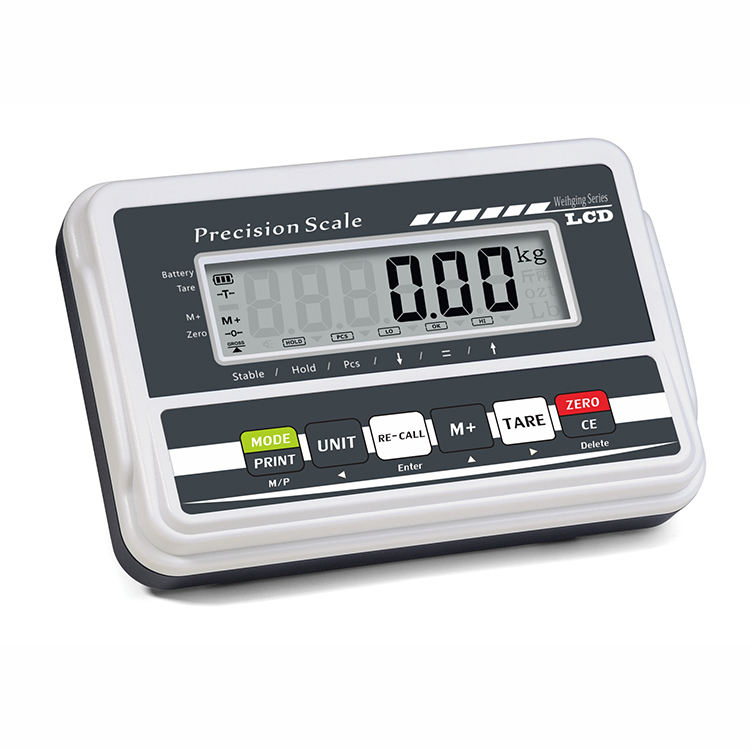 LCD LED display digital electronic load cell indicator