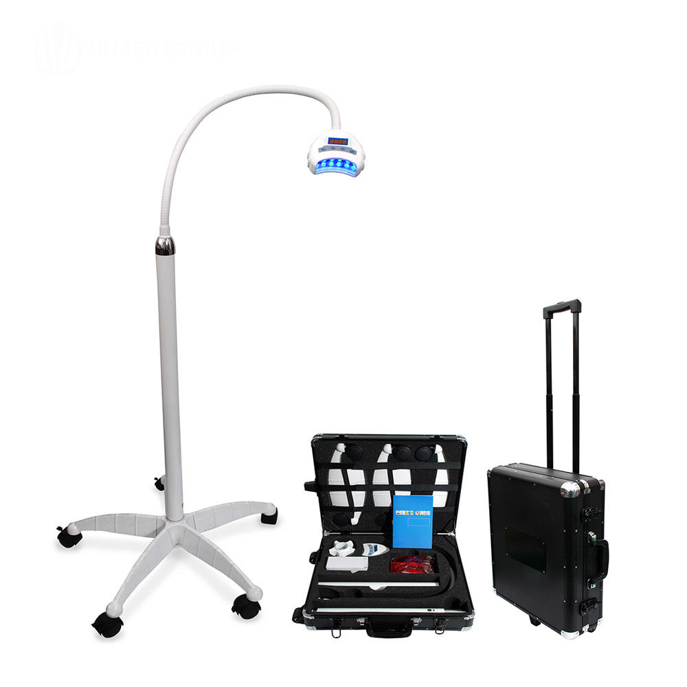 2020 Wholesale Beauty Salon Or Clinic Use Led Dental Lamp Bleaching Home Laser Teeth Whitening Machine
