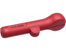 Multipurpose Cable Stripper - Non-slip and safe work thanks to ergonomically shaped handle