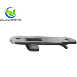 Container Handle Retainer Plate and Catch