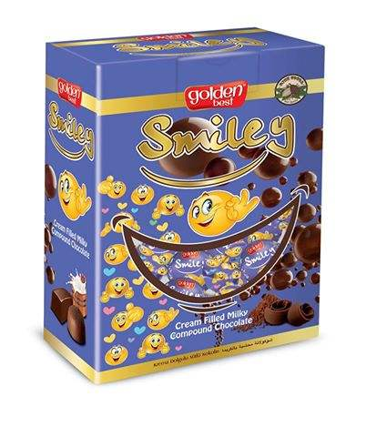 GOLDEN BEST OJALA 8 FLAVORS COMPOUND CHOCOLATE