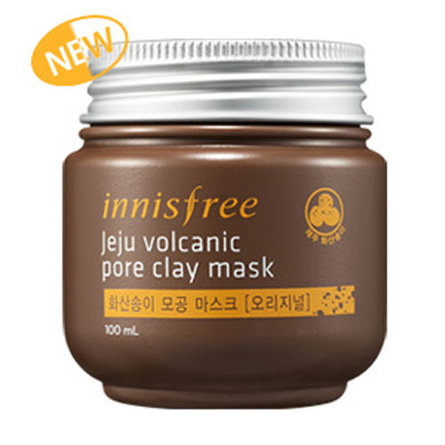 [INNISFREE] D'origine Jeju Volcanique Pores Masque D'argile 100 ml