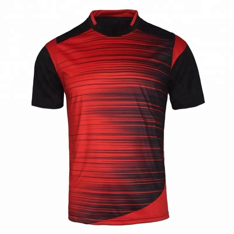 Sublimatie Mode stijl team voetbal uniform