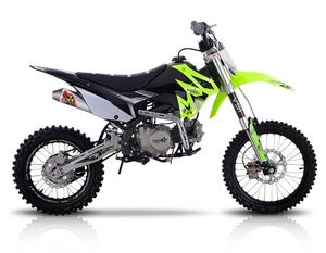 2019 tempos 140cc pit bike dirt bike Thumpstar TSX 4 off road bike roda 17/14