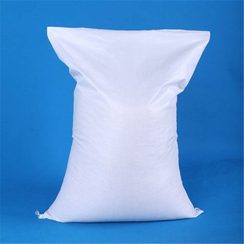 25KG 50KG packing pp woven raffia poly sugar rice corn sand sack and bag with high quality